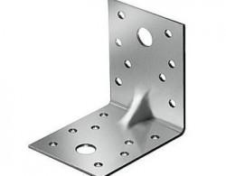 Уголок крепежный KUU 50х50х35мм, усиленный