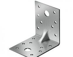 Уголок крепежный KUU 105х105х90мм, усиленный