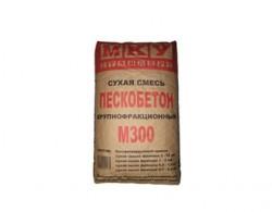 Пескобетон М-300 cухая смесь, 40кг