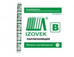 Изовек B - (ветро-влагоизоляция мембрана)