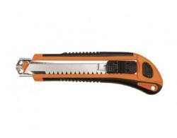 Нож с лезвием с отламывающимися сегментами