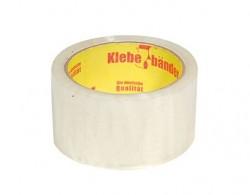 Скотч упаковочный прозрачный (Klebebander) 50ммх66мкмх36м