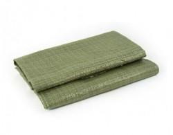 Мешок для строительного мусора 55х95см, зеленый