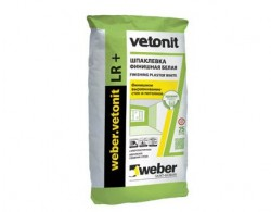 Шпаклевка финишная VETONIT LR + (25кг)