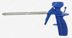 Пистолет для монтажной пены пластиковый корпус